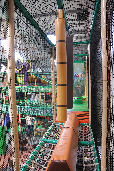 The Jungle Play Centre - Skelmersdale