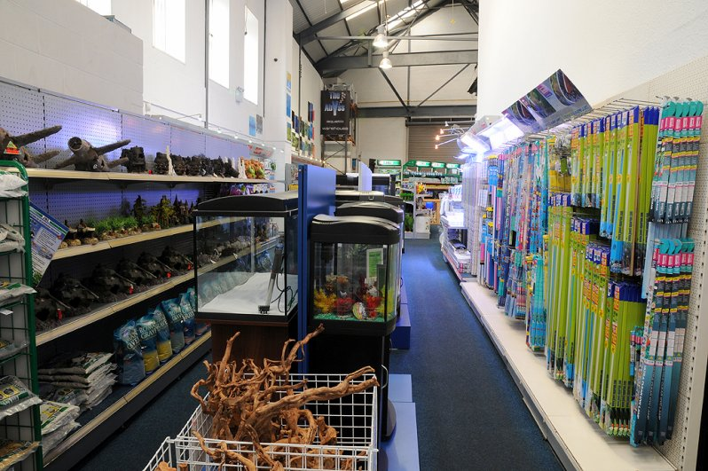 Abyss Aquatic Warehouse Stockport - 360 Spin Google Business Photos