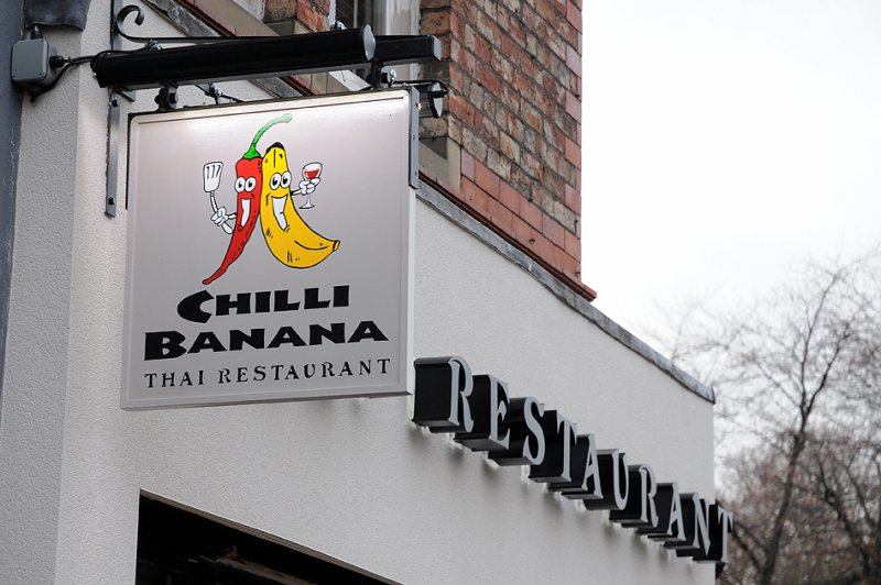 Chilli Banana Thai Restaurant Wilmslow