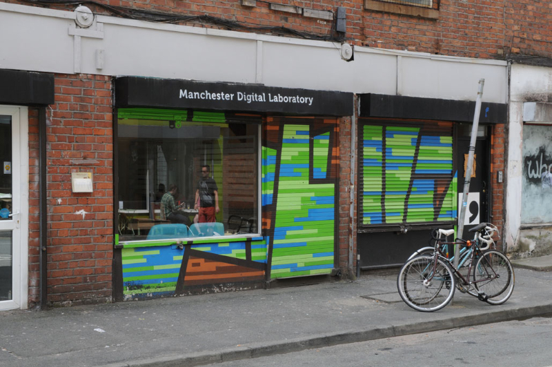 MadLab - Home of creative community technology in Manchester