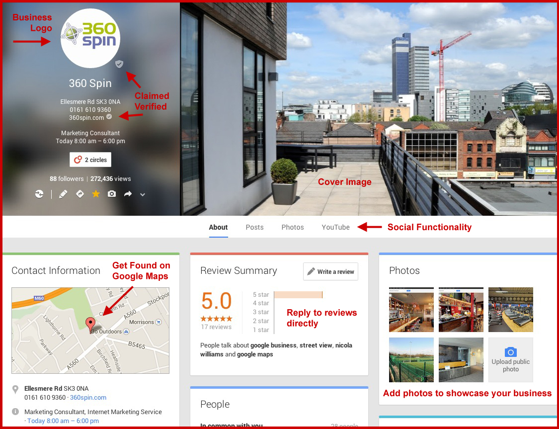 Google Plus + Local Have You Claimed Your Page?
