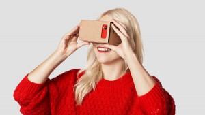 Google Cardboard- Virtual Reality