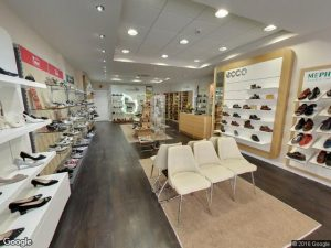 Haslams Shoe Shop Wilmslow