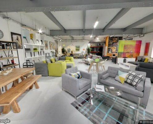 Loft Interiors Manchester - Google Street View Tour