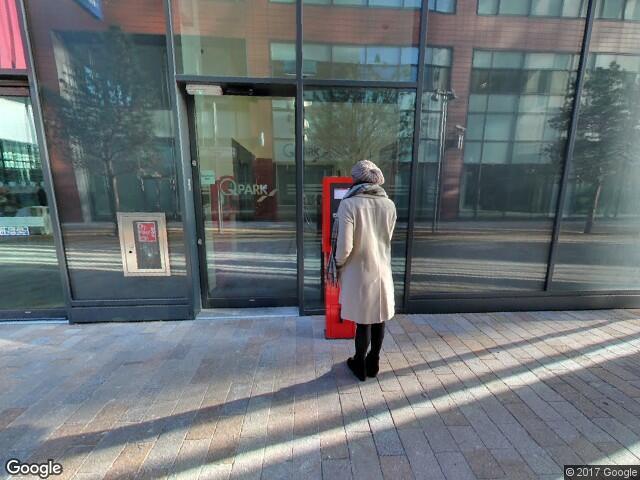 Q Park Manchester Safe And Secure Quality Car Parking