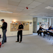 ecta training stockport